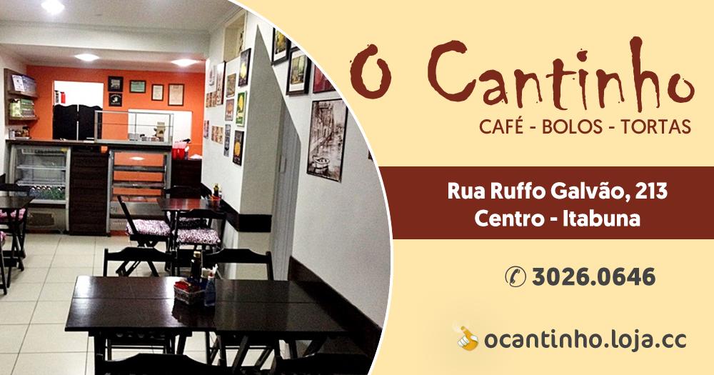 O Cantinho - Café - Tortas - Bolos - Guia Itabuna de Compras e Serviços 3797859603